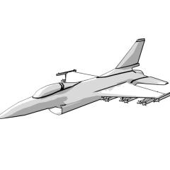 F-2 Viper (white)