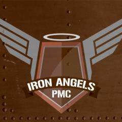 Iron Angels PMC Logo