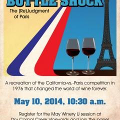 Wine Class Flyer