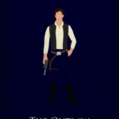 Star Wars A New Hope - Han Solo