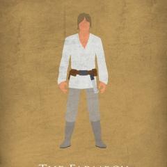 Star Wars A New Hope - Luke Skywalker