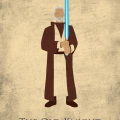 Star Wars A New Hope - Obi-Wan Kenobi
