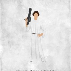 Star Wars A New Hope - Princess Leia