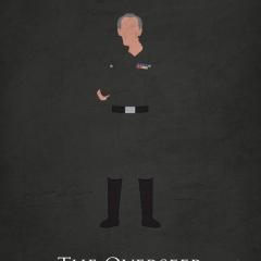 Star Wars A New Hope - Grand Moff Tarkin