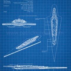 Star Wars Blueprints - Executor
