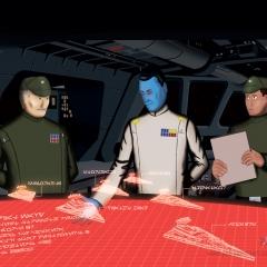 Star Wars Grand Admiral Thrawn - Baroque