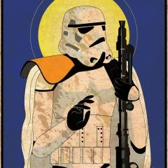 Star Wars Imperial Saints - Sandtrooper
