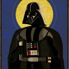Star Wars Imperial Saints - Darth Vader