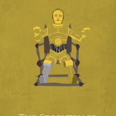 Star Wars Return of the Jedi - C-3PO