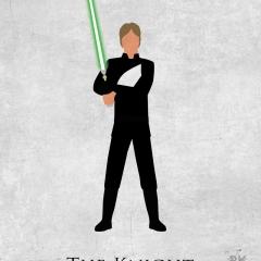 Star Wars Return of the Jedi - Luke Skywalker