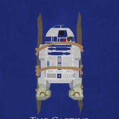 Star Wars Return of the Jedi - R2-D2