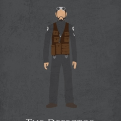 Star Wars Rogue One - Bodhi Rook