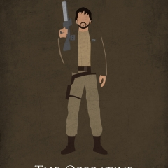 Star Wars Rogue One - Cassian Andor