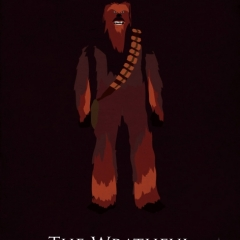 Star Wars The Empire Strikes Back - Chewbacca