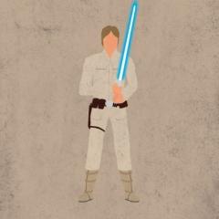 Star Wars The Empire Strikes Back - Luke Skywalker