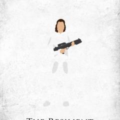 Star Wars The Empire Strikes Back - Princess Leia