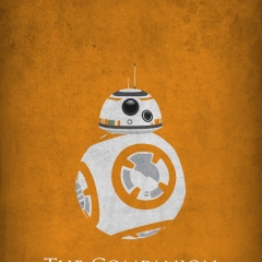 Star Wars The Force Awakens - BB-8