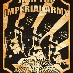 Imperial Army Recruitment Poster