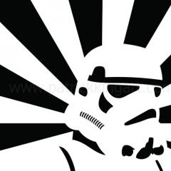 Propaganda Stormtrooper