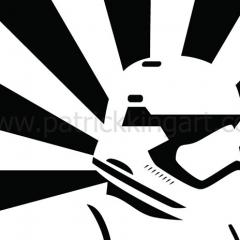 Propaganda First Order Stormtrooper