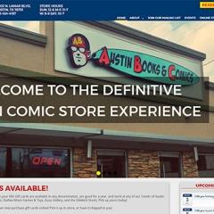 Austin Books & Comics