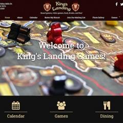 Kings Landing Games