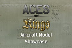 Aces and Kings Aircraft Showcase