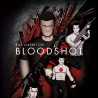 Valiant Comics Bloodshot Art Print