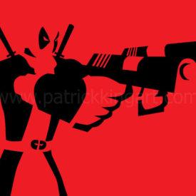 Marvel Comics - Deadpool Art Print
