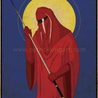 Imperial Saints - Royal Guard Art Print