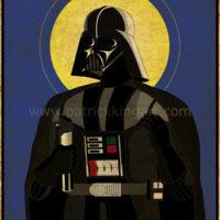 Imperial Saints - Darth Vader Art Print