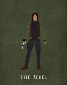 Star Wars Rogue One - Jyn Erso