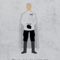 Star Wars Rogue One - Director Krennic Art Print