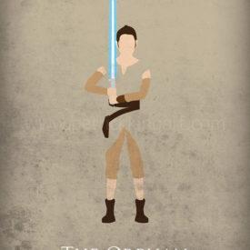 Star Wars: The Force Awakens Minimalist