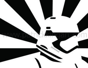 Star Wars Propaganda - First Order Stormtrooper