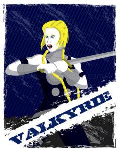 Guardians of Asgard - Valkyrie
