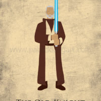 Star Wars A New Hope - Obi-Wan Kenobi