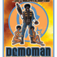 Team Fortress 2 - Demoman - Blue