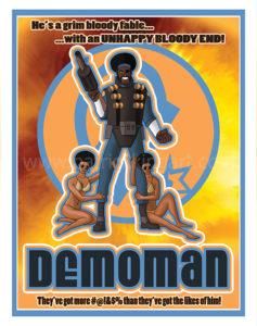 Team Fortress 2 - Demoman - Blue