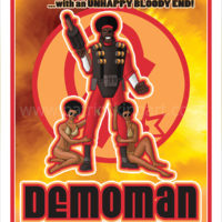 Team Fortress 2 - Red Team Demoman - Art Print