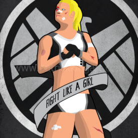 Fight Like a Girl - Mockingbird