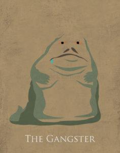Return of the Jedi - Jabba the Hutt