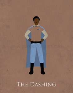 Return of the Jedi - Lando Calrissian