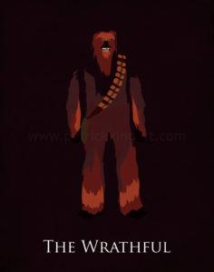 The Empire Strikes Back - Chewbacca