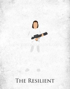 The Empire Strikes Back - Princess Leia
