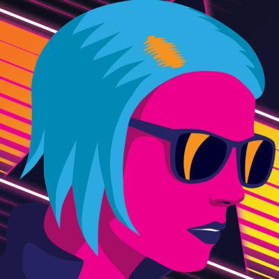 Outrun Girl
