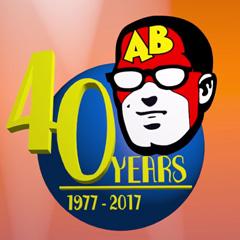 40 Years of Austin Books & Comics Animated Intro