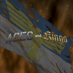Aces and Kings Webcomic Animated Trailer