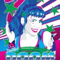 Delilah Doom Pro Wrestling Art Print