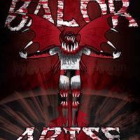 Finn Balor Pro Wrestling Art Print